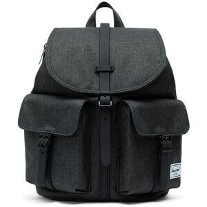 Herschel Dawson Small Backpack black crosshatch black crosshatch