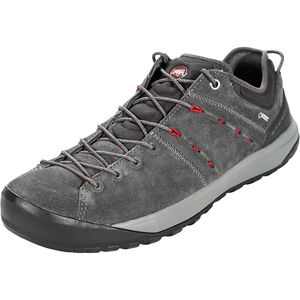 Mammut Hueco Low GTX Shoes Herren graphite-magma graphite-magma