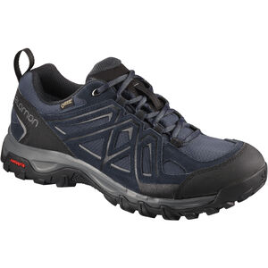 Salomon Evasion 2 GTX Shoes Herren graphite/night sky/quiet shade graphite/night sky/quiet shade