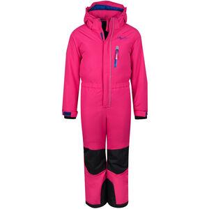 TROLLKIDS Isfjord Snowsuit Kinder magenta magenta
