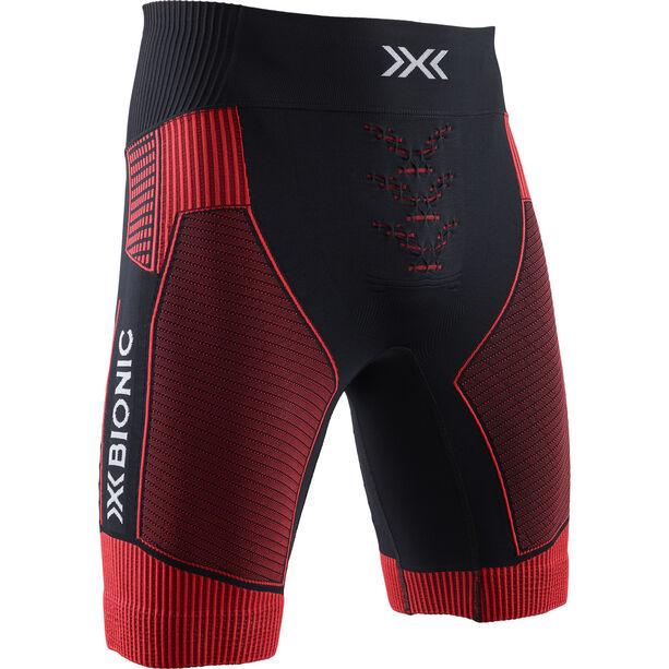 X-Bionic Effektor G2 Run Shorts Herren opal black/sunset orange
