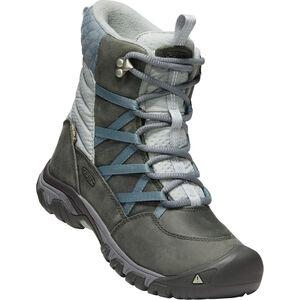 Keen Hoodoo III Lace Up Shoes Damen turbulence/wrought iron