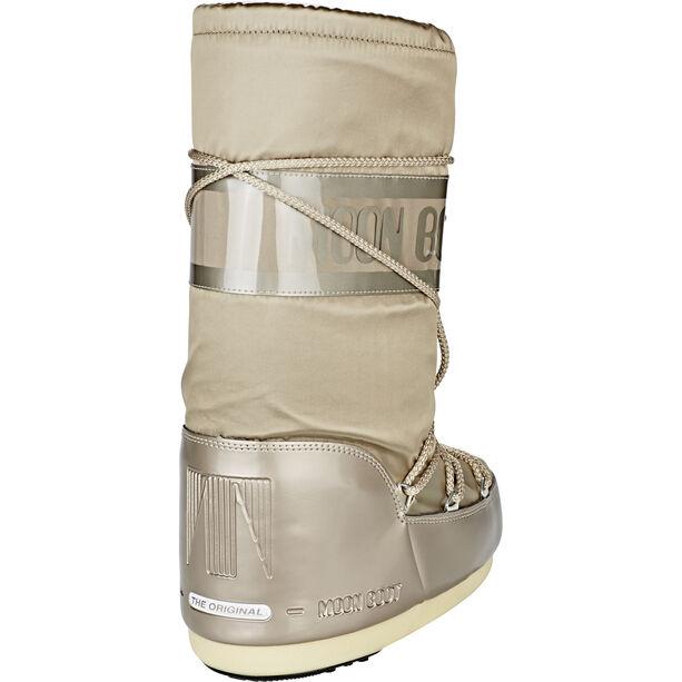 Moon Boot Glance Stiefel Damen platinum