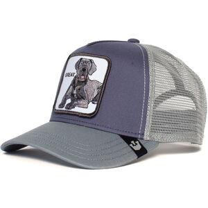 Goorin Bros. Big D Trucker Cap grey grey