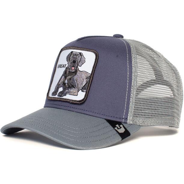 Goorin Bros. Big D Trucker Cap grey