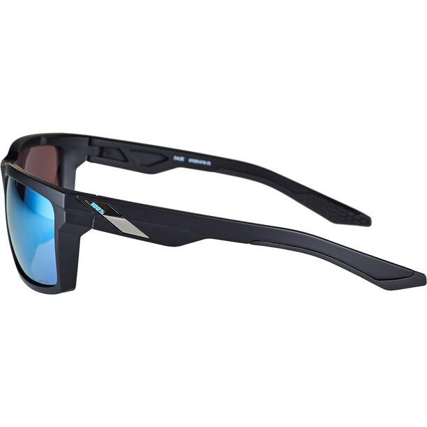 100% Daze Hiper Mirror Glasses matte black