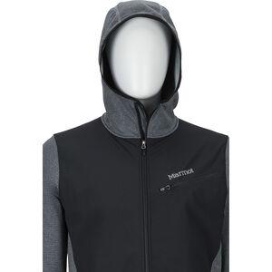 Marmot Preon Hybrid Jacket Herren black black