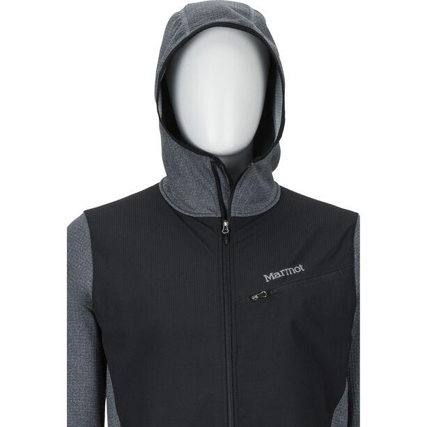 Marmot Preon Hybrid Jacket Herren black