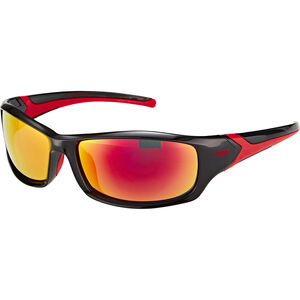 UVEX Sportstyle 211 Sportbrille black/red/red black/red/red