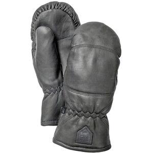 Hestra Leather Box Mittens black black