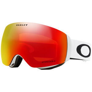 Oakley Flight Deck XM Snow Goggles Damen matte white/w prizm torch iridium matte white/w prizm torch iridium