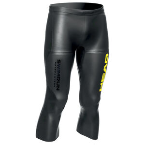 Head Swimrun Race 6.2.1 3/4 Pants Neoprene black/brasil black/brasil