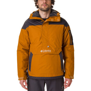 Columbia Challenger Pullover Herren burnished amber/shark burnished amber/shark