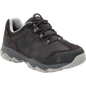 Jack Wolfskin Rock Hunter Texapore Low Shoes Damen phantom phantom