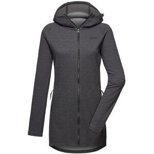 PYUA Spate S Fleece Jacket Damen grey melange grey melange