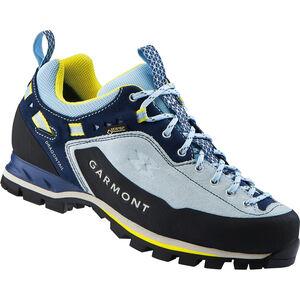 Garmont Dragontail MNT GTX Low Cut Shoes Damen light blue/lemon light blue/lemon