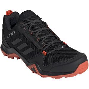 adidas TERREX AX3 Shoes Herren core black/carbon/active orange core black/carbon/active orange