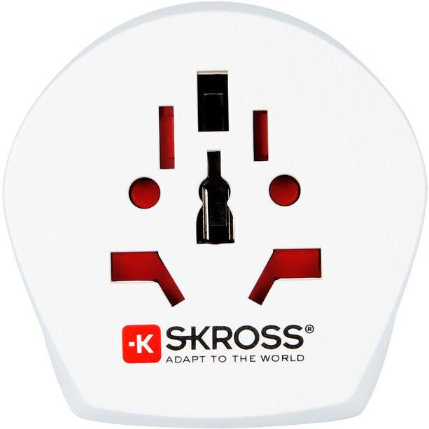 SKROSS Combo Steckeradapter World to Israel