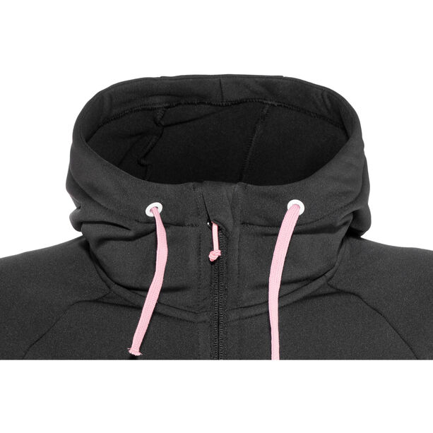 Maloja AmaliaM. Uni Hooded Fleece Jacket Damen moonless