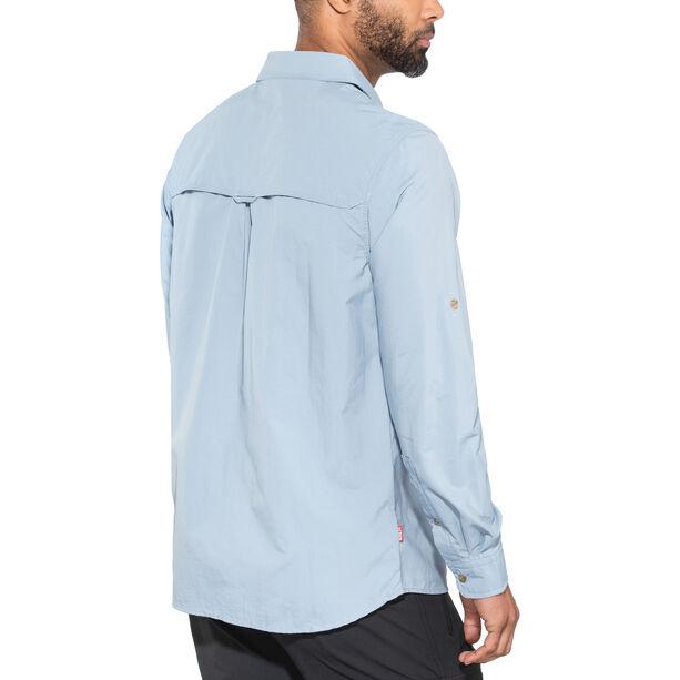 Craghoppers NosiLife Adventure II Longsleeved Shirt Herren fogle blue