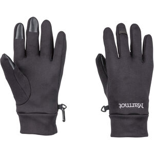 Marmot Power Stretch Connect Handschuhe black black