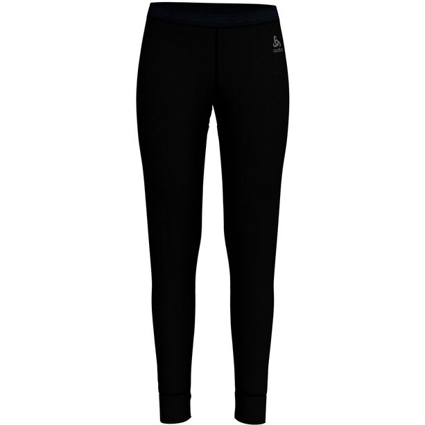 Odlo Natural 100% Merino Warm Suw Bottom Pants Damen black