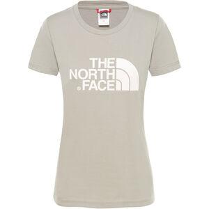 The North Face Easy SS Tee Damen silt grey silt grey