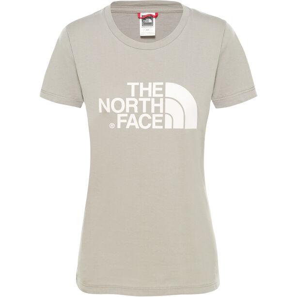 The North Face Easy SS Tee Damen silt grey