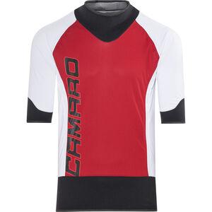 Camaro Competition Top Shortsleeve rot/weiß rot/weiß