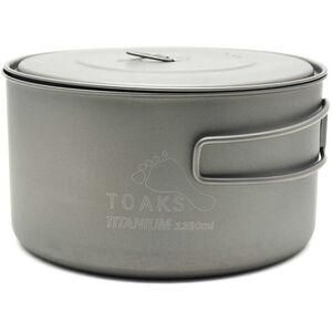 Toaks Titanium Pot 1350ml