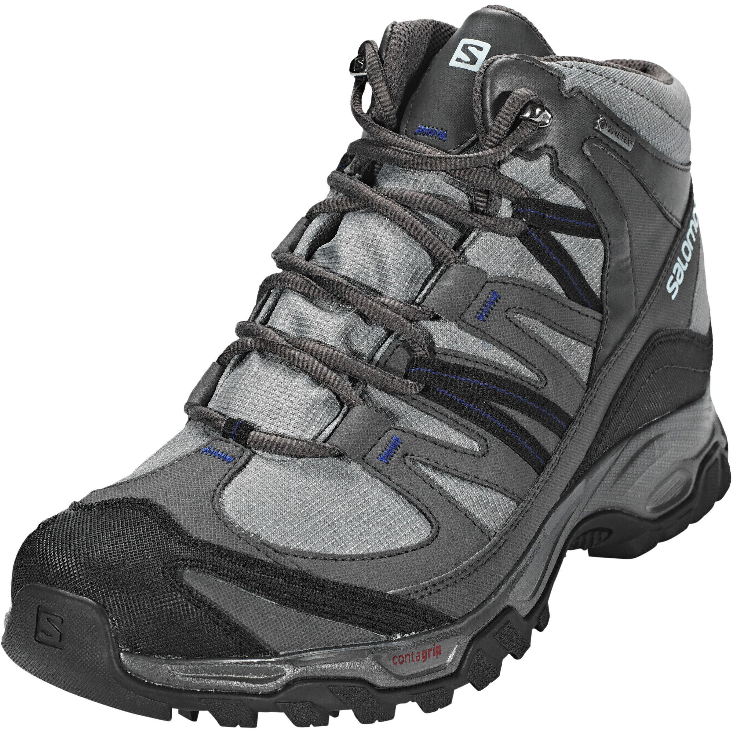 Salomon Mudstone Mid 2 GTX Shoes quiet shadowmag