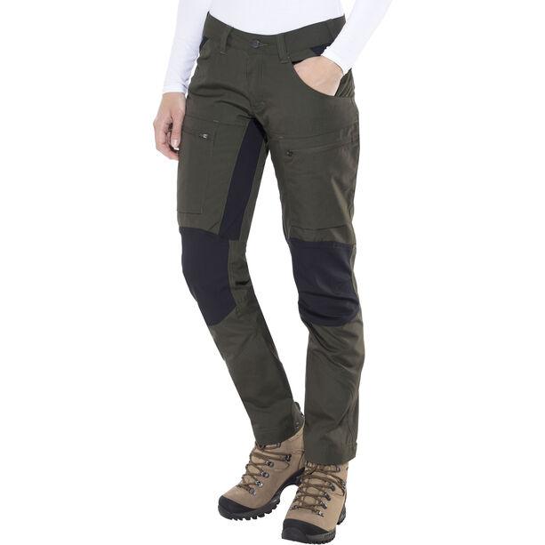 Lundhags Lockne Pants Damen dark forest green