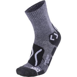 UYN Trekking Outdoor Expl**** Socks Herren grey melange/pearl grey grey melange/pearl grey