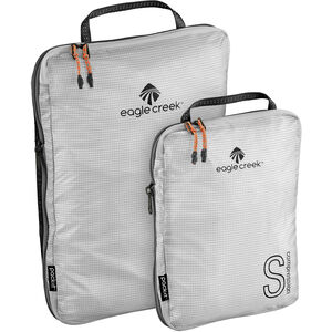 Eagle Creek Pack-It Specter Tech Compression Cube Set S/M black/white black/white