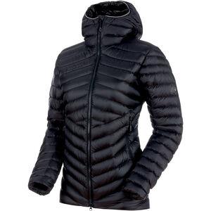 Mammut Broad Peak IN Hooded Jacket Damen black-phantom black-phantom