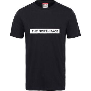 The North Face Light Kurzarm T-Shirt Herren black black