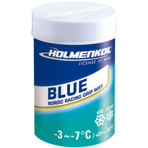 Holmenkol GripBlue Grip Wachs 45g