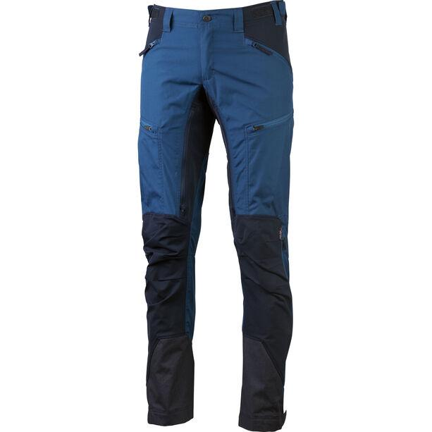 Lundhags Makke Pants Short Herren petrol/deep blue