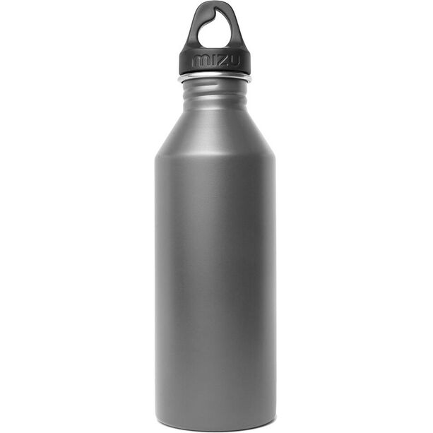 MIZU M8 Bottle with Grey Loop Cap 800ml enduro grey