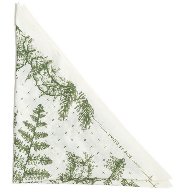 United By Blue Forest Floor Bandana sandstone
