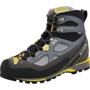 Scarpa Rebel Lite GTX Shoes Herren gray/lemon gray/lemon