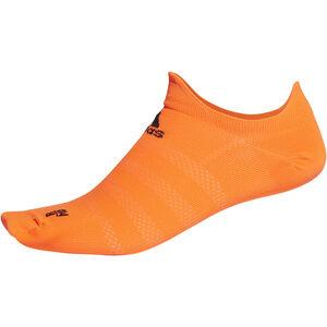 adidas Alphaskin Ultralight Sneakersocken Herren solar orange/black solar orange/black