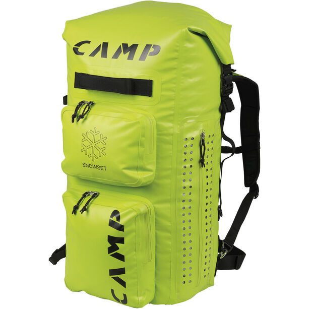 Camp Snowset Backpack green