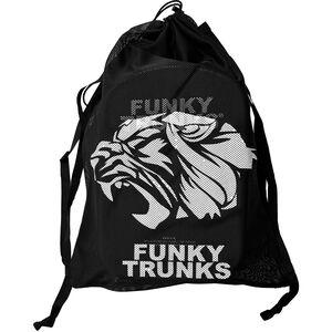 Funky Trunks Mesh Gear Bag roar machine roar machine