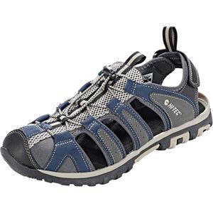 Hi-Tec Cove Breeze Sandals Herren insignia blue/grey/multi insignia blue/grey/multi