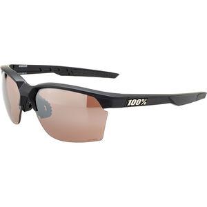 100% Sportcoupe Hiper Multilayer Mirror Glasses matte black matte black