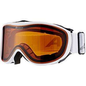 Alpina Challenge 2.0 Doubleflex S2 Goggles white white