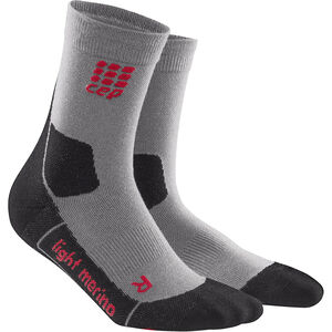 cep Dynamic+ Outdoor Light Merino Mid-Cut Socken Herren volcanic dust volcanic dust