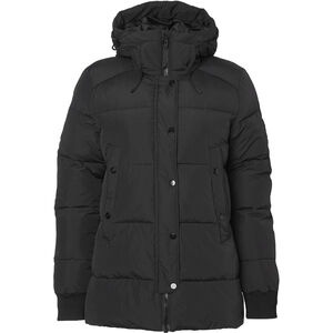 North Bend Puff Jacke Damen black black