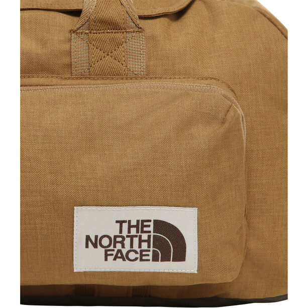 The North Face Berkeley Duffel M british khaki light heather/new taupe green